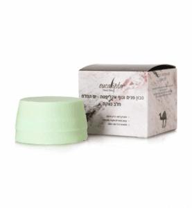 סבון פנים חלב נאקות